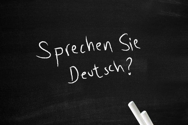اسئلة شائعة حول الدراسة في المانيا - اللغة الألمانية