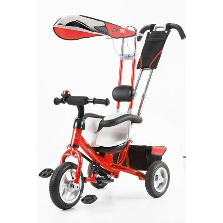 - Трехколесный велосипед, VipLex, красный  — 5999р. ------------