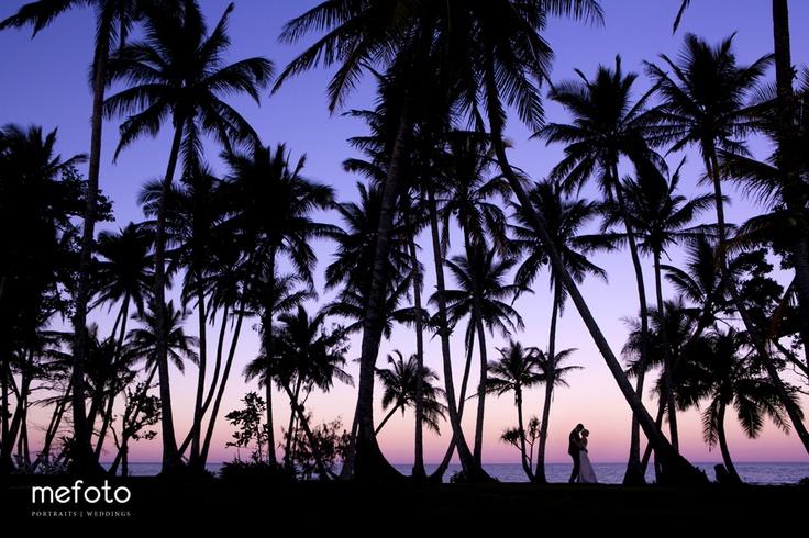 Where else but Mission Beach! Castaways Resort, shot by Mefoto.