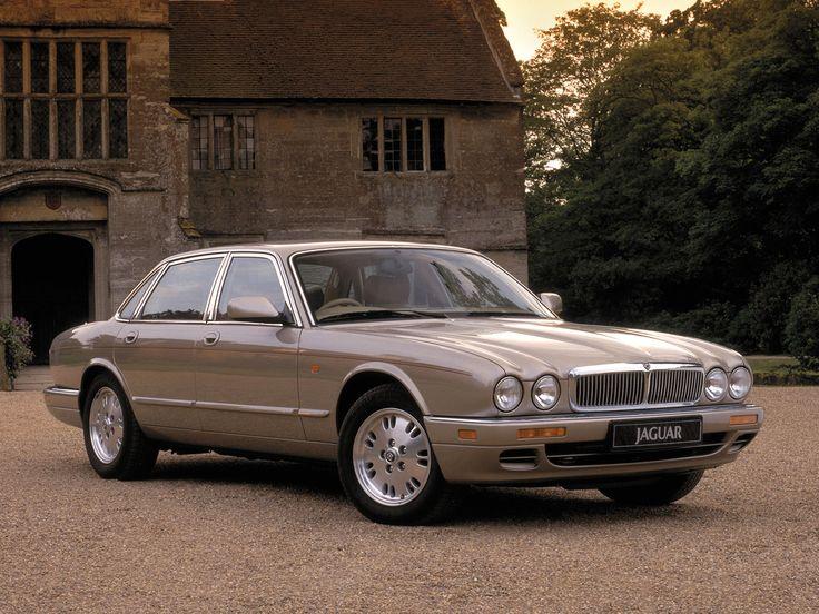 1994-1997 Jaguar XJ6 Sovereign - Looks incredible; unmistakeably British. Brilliant!