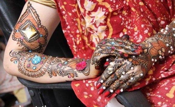 Latest Mehandi Designs for Bridal : Mehndi Designs Latest Mehndi Designs and Arabic Mehndi Designs