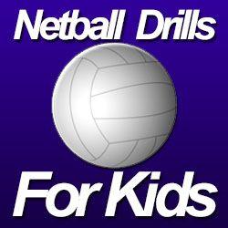 Netball drills for kids...  http://www.topnetballdrills.com/netball-drills-for-kids/  #netball #sports #kids