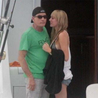 Charlie Sheen nightmares, emotional stress claims from ex girlfriend Brett Rossi after HIV revelation