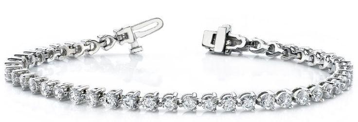 Diamantarmband 3.02 Karat aus 585er/750er Gelb- oder Weißgold  #diamantarmband #diamonds #diamante #diamanten #gold #schmuck #diamantschmuck #juwelier #abt #dortmund #brillant #armband #armschmuck #hochzeit