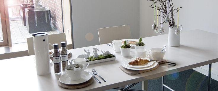 ostern weitz bone china geschirr stelton isolierkanne. Black Bedroom Furniture Sets. Home Design Ideas