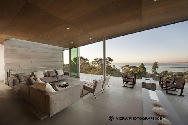 KAFKA House - San Diego: Gilbert chairs and Jackson sofa by  CASADESUS