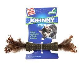 Gigwi Catnipli Doğal Tüylü Kedi Oyuncağı