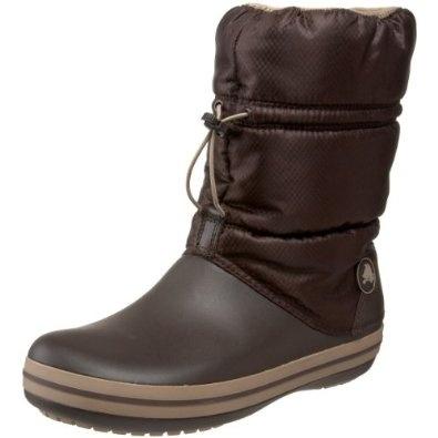 crocs Women`s Crocband Winter Boot $20.99 - $76.00