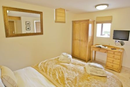 http://www.peakdistrictspa.co.uk/index.php?webpage=accommodation Converted from a charming stone barn overlooking Alsop Dale in the heart of the Derbyshire Peak District, the four luxurious Peak District bed and breakfast rooms feature en-suite shower or bathrooms, solid oak floors and doors, flat screen TV's, wireless internet access and private parking. Buxton Road, Newhaven, North Ashbourne, DE61QU.
