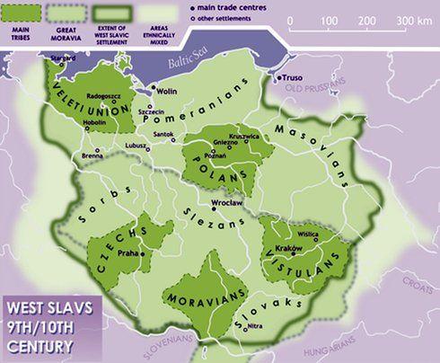 Polska Przed Rokiem 966 Zakazana Historia Słowianie Zachodni