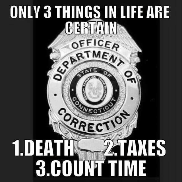 Correction officer