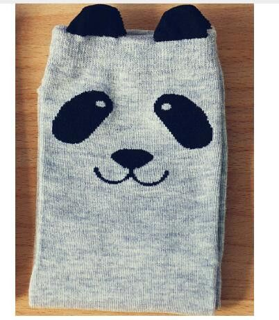Cotton Panda socks for women