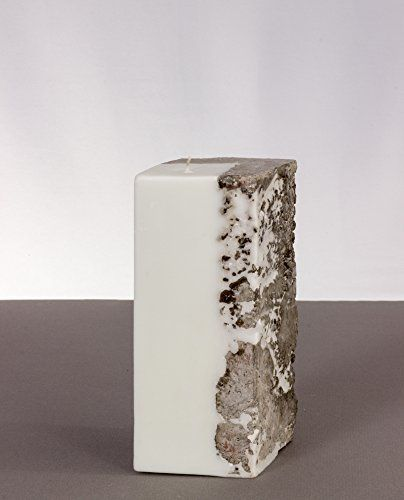 Diamond-Shaped Concrete Candle, 100% SOY WAX, SCENTED with 100% ESSENTIAL OIL, UNIQUE DESIGN, industrial stile (Gray and Blue) Family Made Company http://www.amazon.ca/dp/B014GEXCW8/ref=cm_sw_r_pi_dp_bgO3vb16W4T35