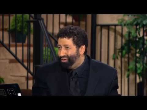 Rabbi Jonathan Cahn reveals the mystery of the Dark Angel at the Ready Now Expo.