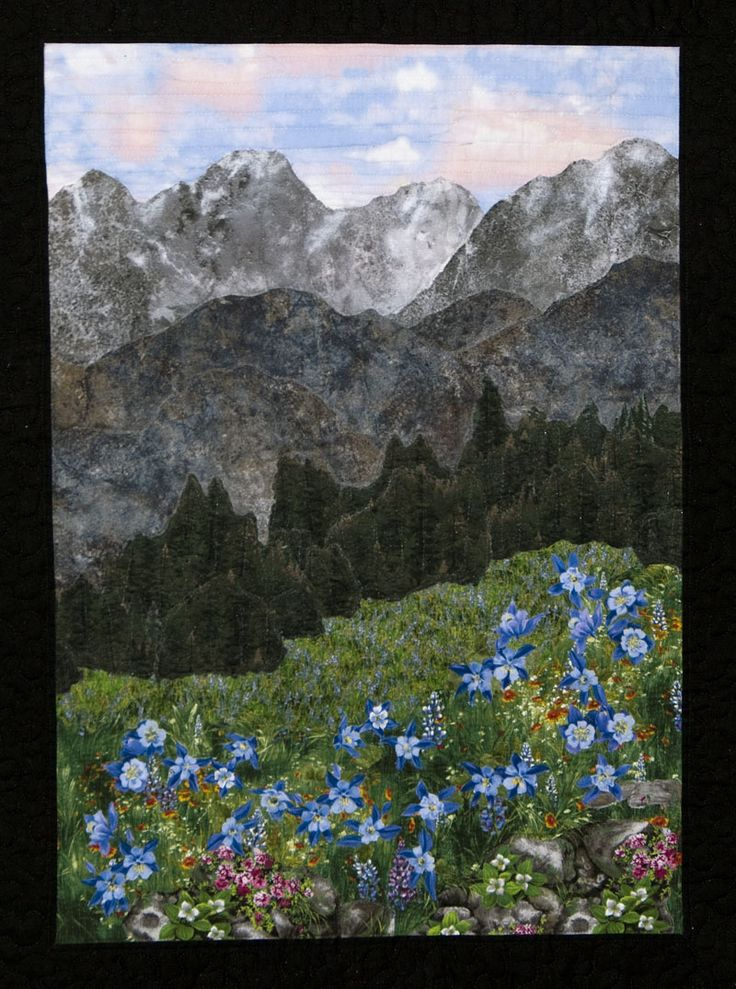Alpine Flowers Close-ups - how to
