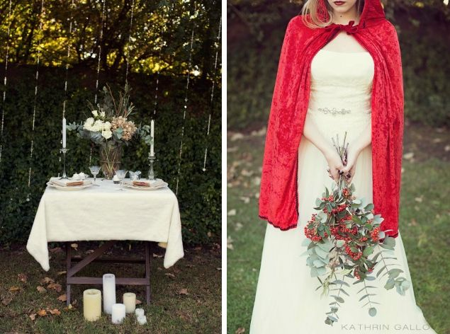 Red Riding Hood styled shoot on Oh Darling Days www.ohdarlingdays.co.za #OlivelliCT