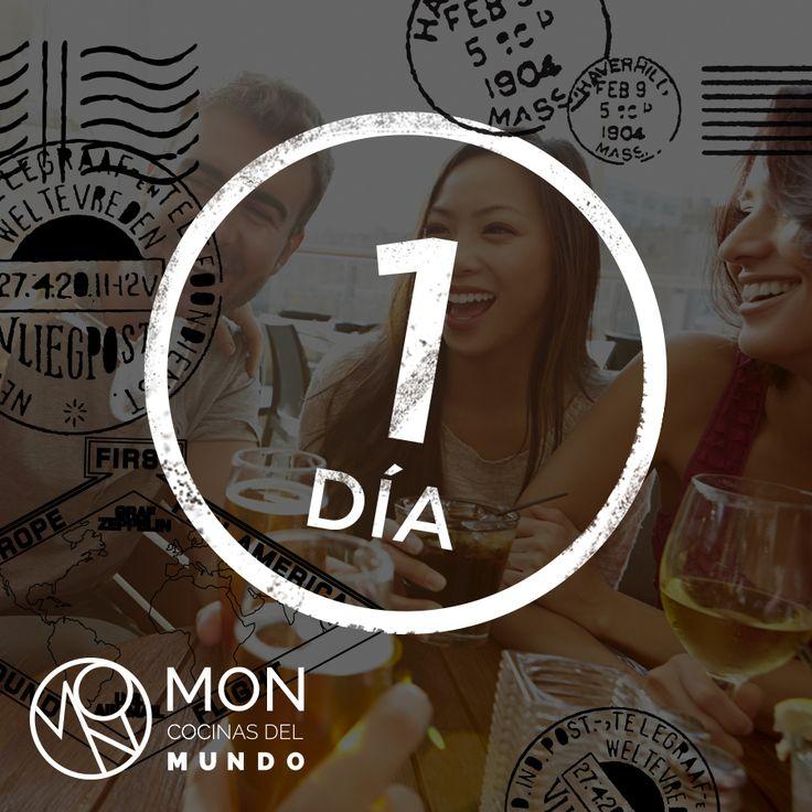1 day to know the place where a simple bite becomes a tour all over the world.  http://lasamericasgoldentower.com/restaurantes-estrella-michelin-panama/mon-cocinas-del-mundo/
