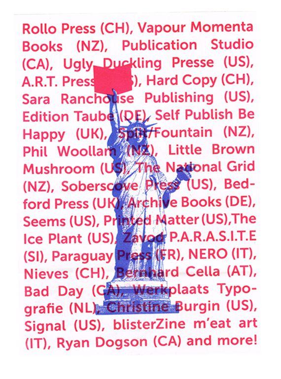 Studio Max Senden - graphic designer - design - grafisch ontwerper - ontwerp - flyer -poster - zine - PrintRoom - riso - risografie stencilprint - selfpublishing - selfpublished - New York Art Book Fair - artist books - art - NY - NYABF
