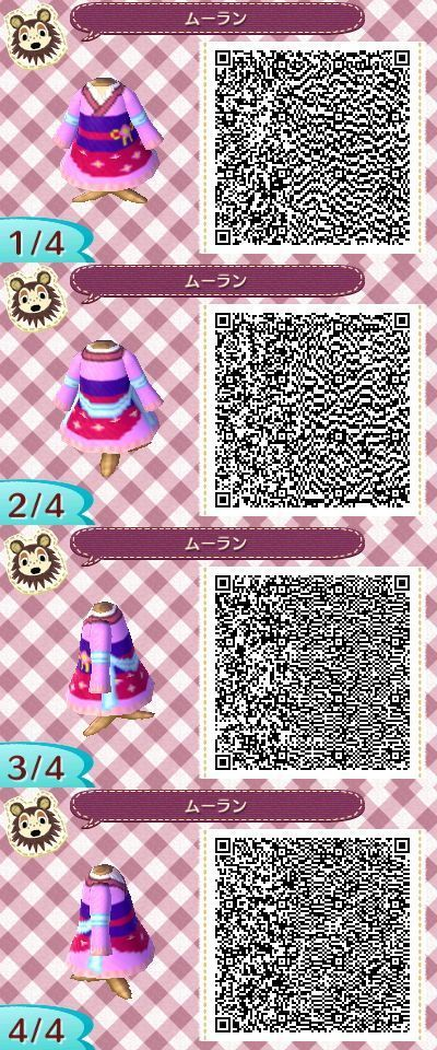 Animal Crossing New Leaf Mulan outfit