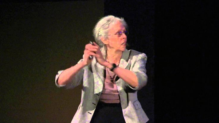 Funny and encouraging. Reducing Fear of Birth in U.S. Culture: Ina May Gaskin at TEDxSacramento