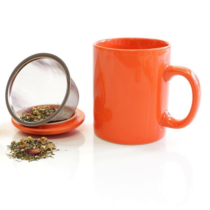 Gardenuitea Tea Brewer Mug