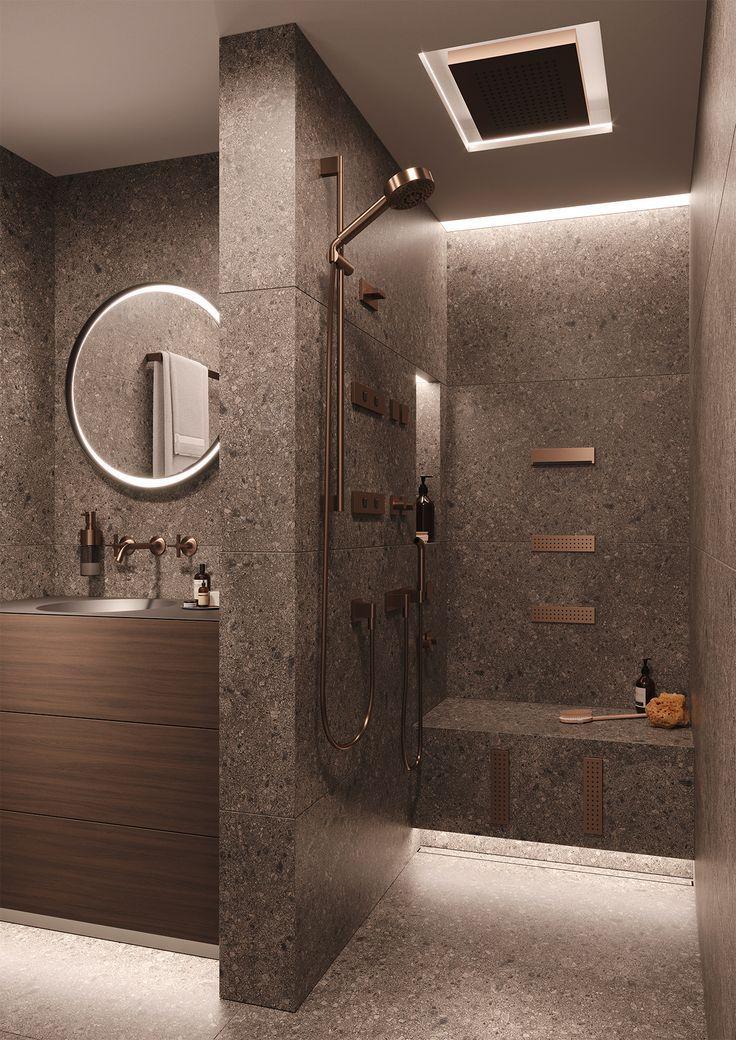 Sieger Formgebung Small Size Premium Spa Etagenwohnung Apartmen In 2020 Sieger Design Wohnung Badezimmer Modernes Badezimmerdesign