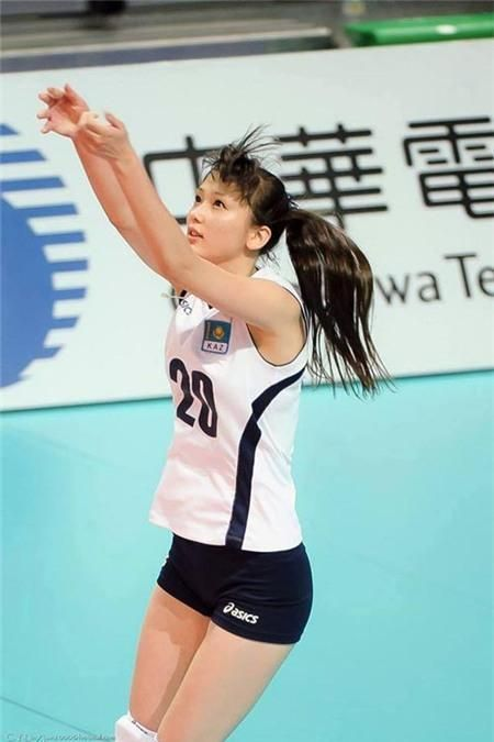 Kazakh volleyballer Sabina Altynbekova becomes new Internet sensation It took just a few days for Sabina Altynbekova, an under-19 female volleyball player from Kazakhstan, to hit stardom. After some performances during a youth tournament in Taipei last week, the attractive sportswoman has pocketed more than 200,000 subscribers in her Instagram account. Aug 2/14