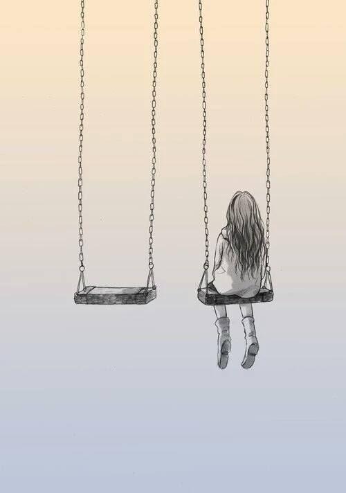 #Mädchen #Zeichnung #Kunst #Illustration