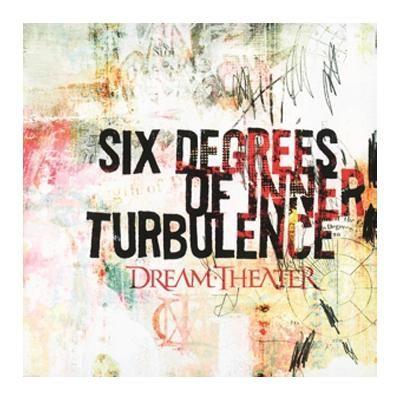 """L'album dei #DreamTheater """"Six degrees of inner turbulence"""" che dimostra quanto la band sia ancora lontana dal lasciare le scene."""