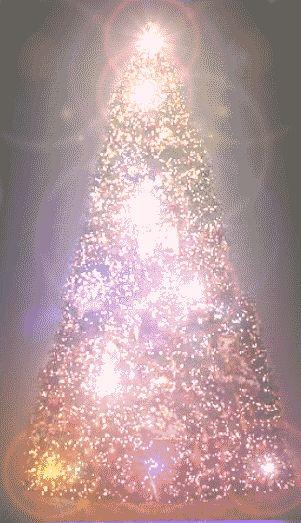 animated christmas photo: Christmas Tree Animated