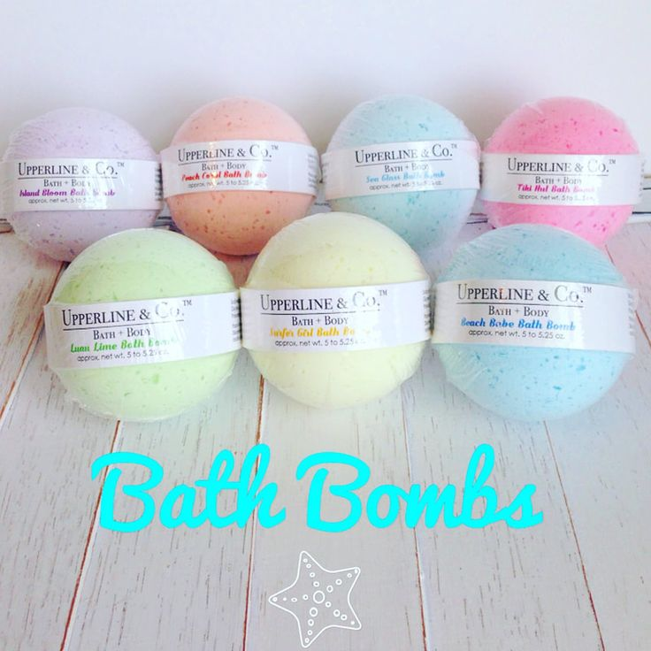Best Bath Bombs, Wholesale Bath Bombs, Beach Gifts, Beach Skincare, Wholesale Bath Fizzy, Upperline and Co., Handmade in Georgia, Gift Boutique Shopping, Etsy Wholesale