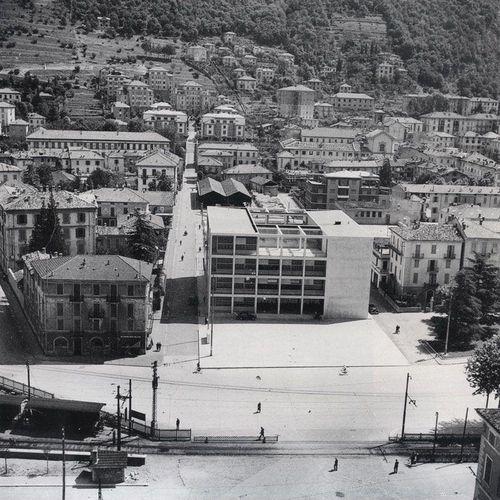 33arquitectures:    stavrosmartinos:    Giuseppe Terragni,Casa del Fascio,Como (1932-33).