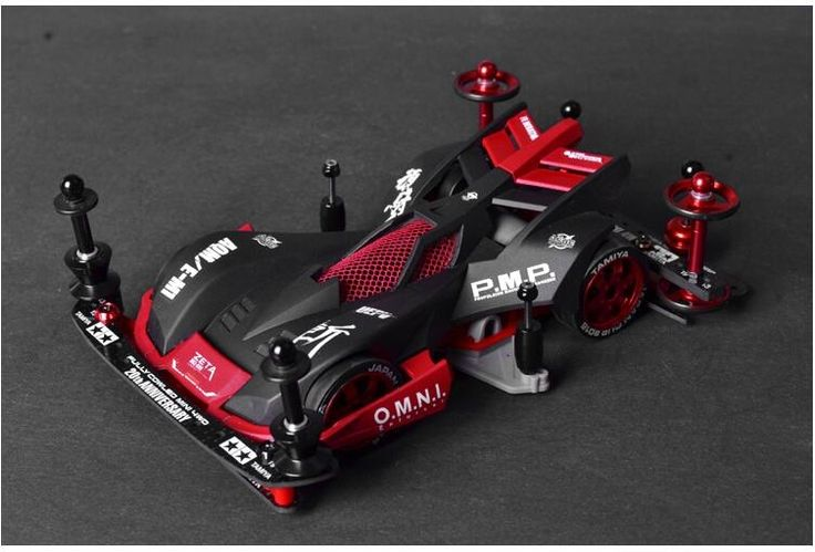 120.69$  Buy now - http://aliht0.shopchina.info/1/go.php?t=32817687606 - Free Shipping Tamiya Mini 4WD Car Model Black Spider With S2 Chassis (Not Assembled)  #buymethat