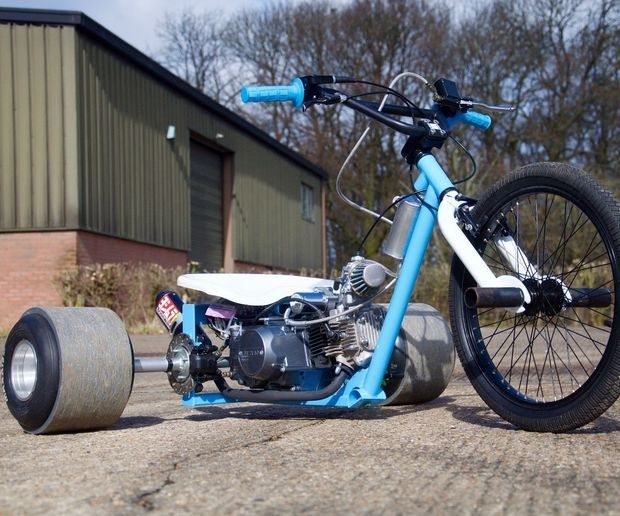 Motorised Drift Trike                                                                                                                                                                                 Plus