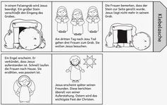 Ideenreise: Warum wir Ostern feiern (Leporello)