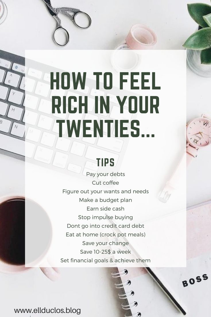 """Let's take a minute to be honest; in your twenties you are feeling a little """"strapped"""" on money. We are getting used to this new """"adult"""" lifestyle and we are getting slammed with bills. It's true, success"""