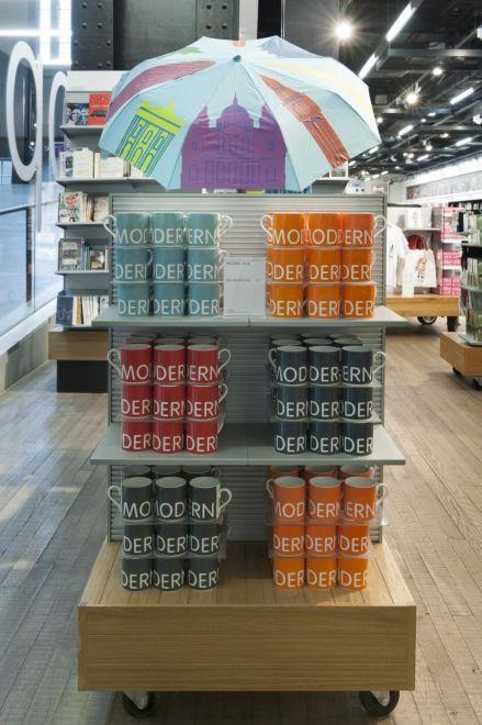 Tate Modern shop - mugs