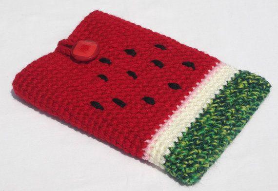 Watermelon iPad Mini Sleeve by dudush on Etsy