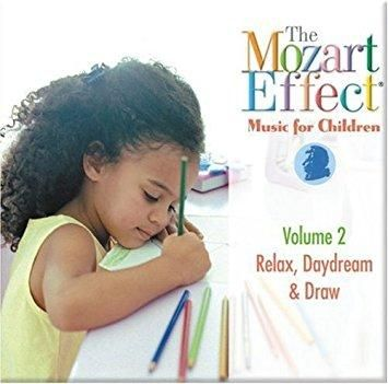 DON MOZART EFFECT / CAMPBELL - The Mozart Effect Music for Children, Volume 2: Relax, Daydream, & Draw