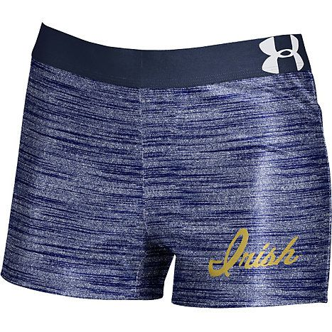 Under Armour University of Notre Dame Women's Shorts