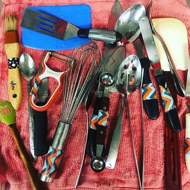 Just some of my tools I used today..... kinda reminds me of a doctors tool layout 😆 I guess you can say in this industry we are doctors of food. #kitchentools #pastrytools #spoonsandsuch #gadgets #kitchengadgets #spatula #whisk #spoons #neverenough  Yummery - best recipes. Follow Us! #kitchentools #kitchen