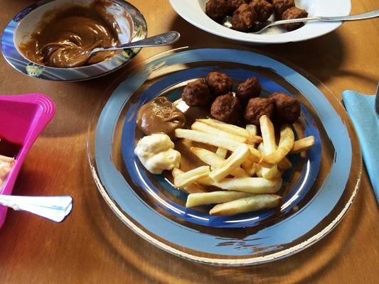 Salsa di arachidi o salsa Satay