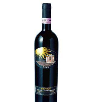 ★★★ Briareo Vino Nobile di Montepulciano Riserva 2007