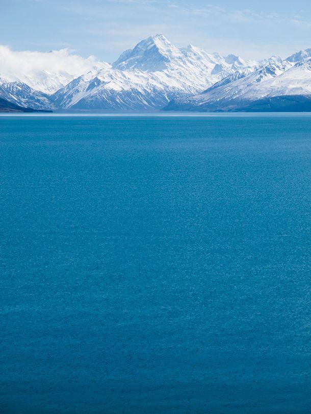 Mt Cook, Lake Pukaki, South Island, New Zealand   Studio Home