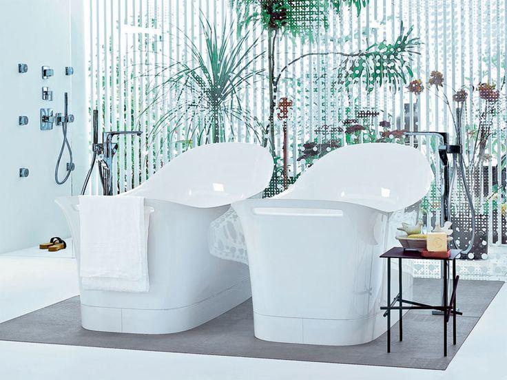 grifo-baño-ducha-axor-urquiola-hansgrohe que podrás comprar en terraceramica.es #grifos #grifería #baños #diseño #arquitectura #terraceramica