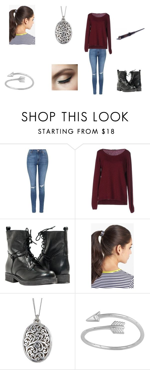 """""""Inseperable: Down the Trapdoor"""" by kuurama-chalifoux ❤ liked on Polyvore featuring Topshop, Fred Perry, Paolo Shoes, L. Erickson, Lois Hill, Midsummer Star and Phelan"""