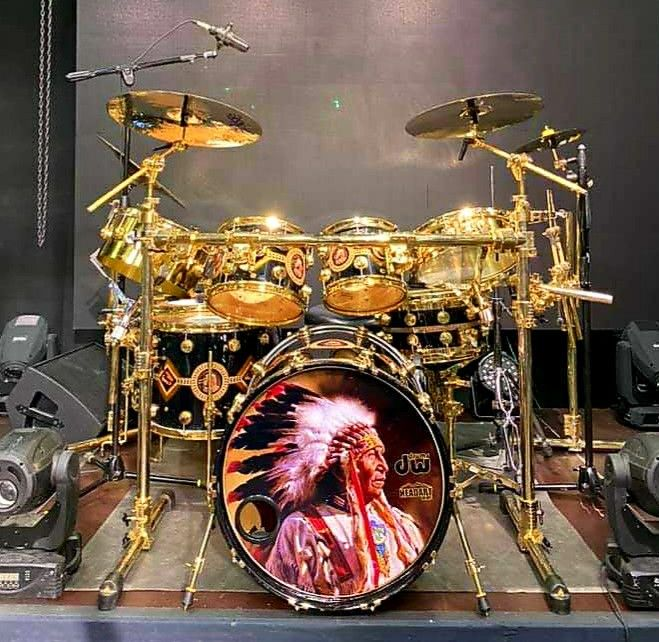 Pin on DW Drums