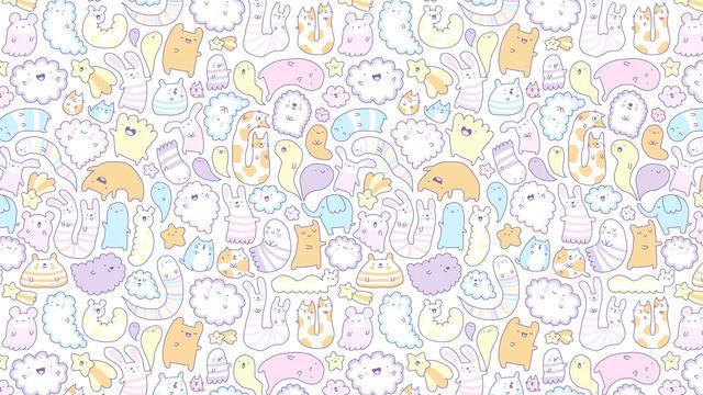 tumblr backgrounds pastel patterns wwwimgkidcom the