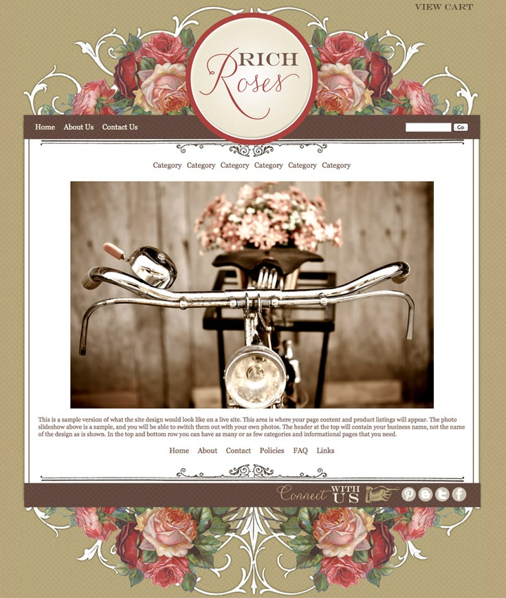 24 best Web Templates images on Pinterest | Website template ...