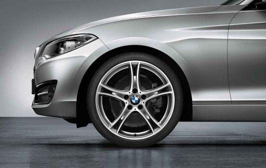 BMW 2 Series Convertible (F23), 19'', double-spoke 361